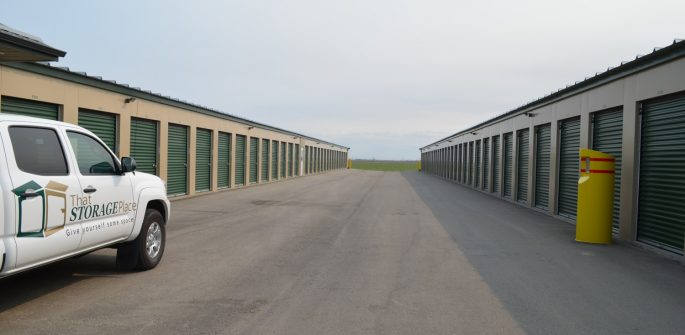 That storage place units