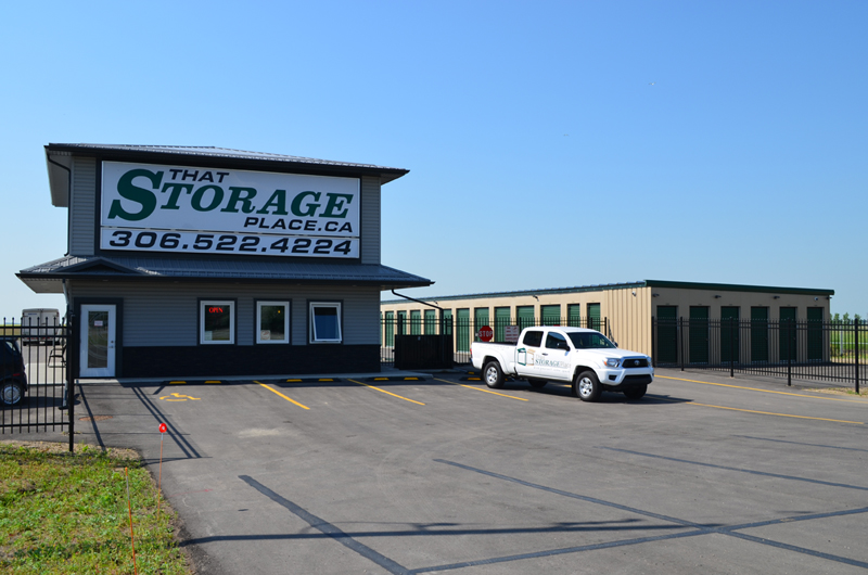 That storage place office